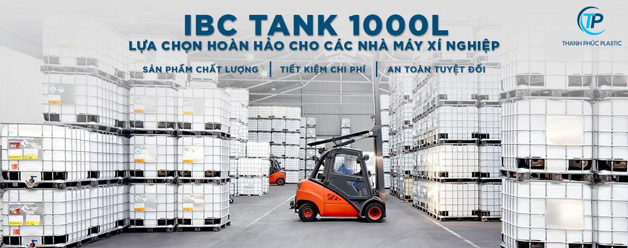 IBC Tank 1000l bởi Thanh Phúc