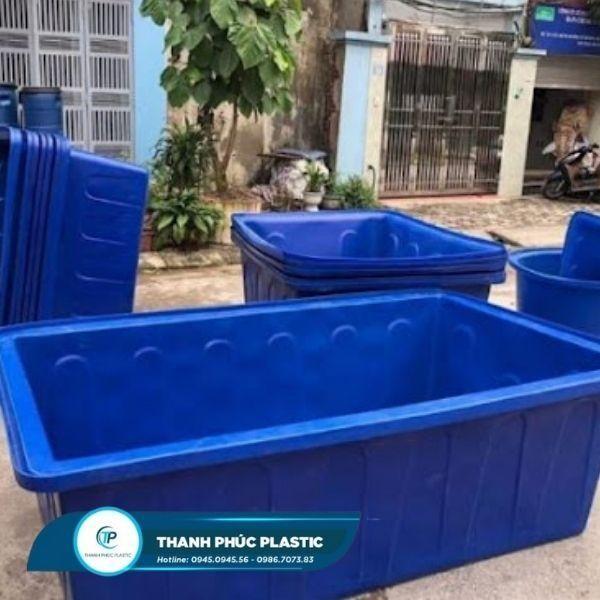 Tank nhựa 1000l nuôi cá